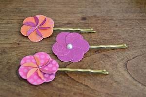 Fleur De Papier : des fleurs de papier dans les cheveux maman tout faire ~ Farleysfitness.com Idées de Décoration
