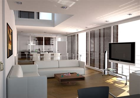 Modern Interior Design  Dreams House Furniture