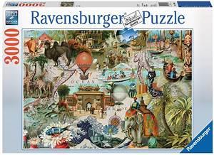 Puzzle Online Kaufen : oceania 3000 teile ravensburger puzzle online kaufen ~ Watch28wear.com Haus und Dekorationen
