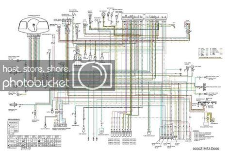 2006 Honda Cbr600rr Wiring Diagram by 07 Honda Cbr600rr Clocks Speedometer Sub Harness 600rr Net