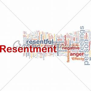 Resentment Background Concept · GL Stock Images