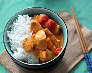 Thai Red Curry Chicken — Soni's Food