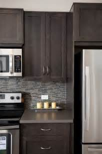 mosaic tile kitchen backsplash grey backsplash best home decoration world class