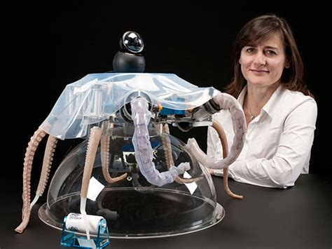 Robot Octopus Points the Way to Soft Robotics With Eight