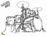 Drum Coloring Pages Drums Kit Musical Yescoloring Instruments Cool Colour Boys Printable Kits Drummer Majestic Could Percussion Coloringpage Would Play sketch template