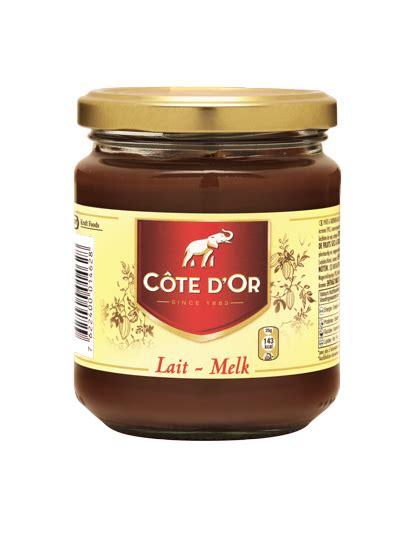 p 226 te 224 tartiner lait c 244 te d or chocolat