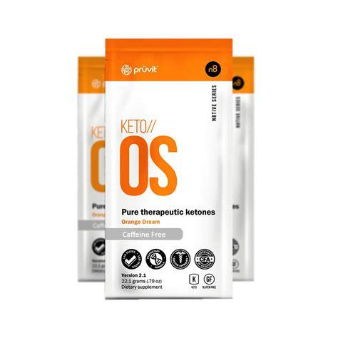 Amazoncom Ketosos Pruvit Pure Therapeutic Ketones (3