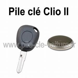 Clé Clio 2 : pile pour cl clio 2 phase 1 renault changement de la ~ Dode.kayakingforconservation.com Idées de Décoration
