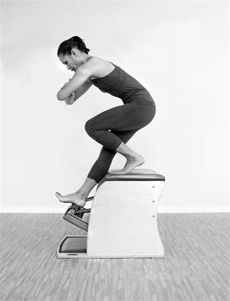 Wunda Chair Pilates Exercises by Blossom Leilani Gratz Gallery Gratz Pilates
