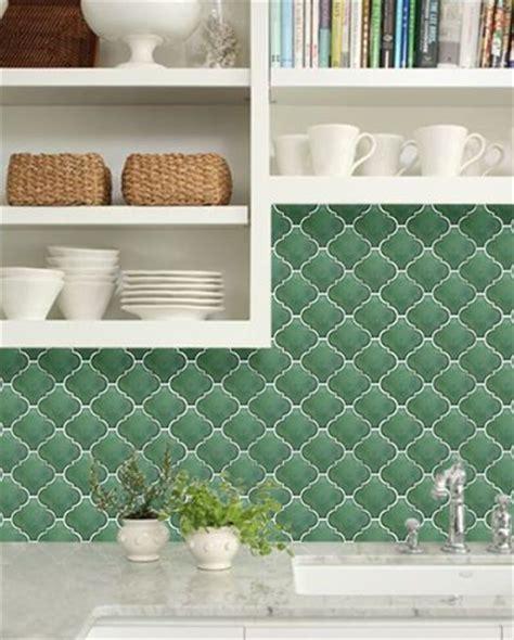 green kitchen backsplash tile green arabesque tile backsplash fab wall accents pinterest arabesque arabesque tile and tile