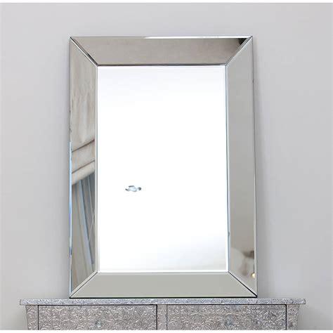 venetian glass mirrored wall mirror choice  sizes