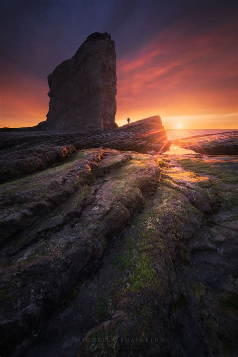 California Seascape Photography Michael Shainblum