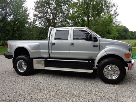 sell   ford   pickup loaded cat diesel
