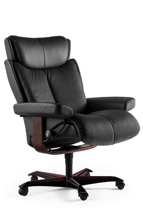 fauteuil bureau confort fauteuil de bureau home office stressless magic grand