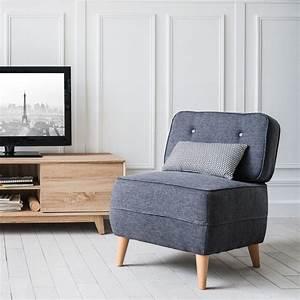 Petit Fauteuil Confortable : petit fauteuil la pi ce adorable de notre salon marie claire ~ Teatrodelosmanantiales.com Idées de Décoration