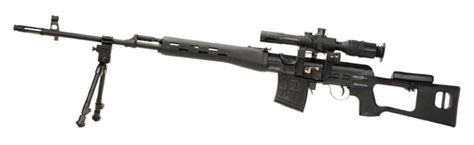 Co2 Dragunov Sniper Rifle Airsoft