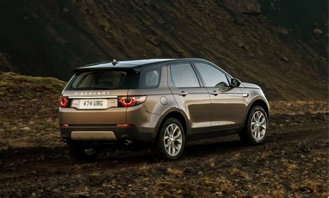 Land Rover Discovery Sport Image by Image 2016 Land Rover Discovery Sport Size 1024 X 620