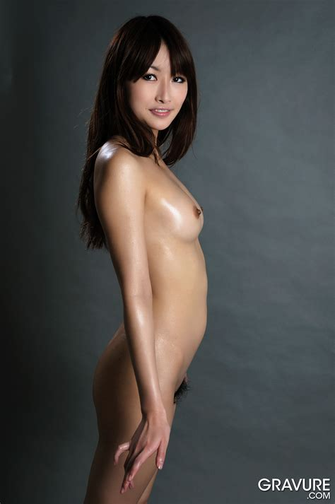 FileJoker Exclusive Gravure Com Mana Aoki Oil Nudes
