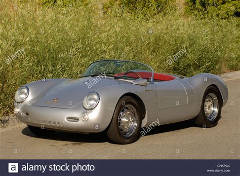 spyder porsche james dean porsche 550 spyder james dean replica stock photo