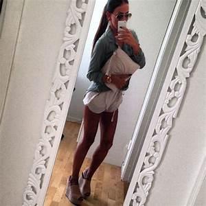 17 Best images about Style in the mirror - selfies on Pinterest | Oscar de la Renta Leather ...