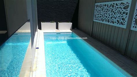White Tiles For Swimming Pools