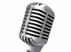 PNG Vintage Microphone Transparent Vintage Microphone.PNG ...
