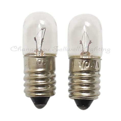 new miniature ls bulbs 12v 0 1a e10 t10x28 a299 in