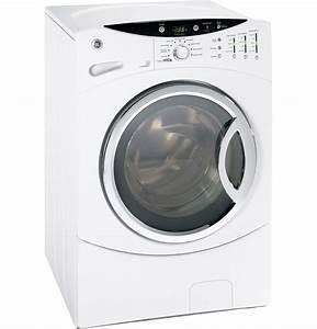 Ge U00ae Energy Star U00ae 3 5 Doe Cu  Ft  Capacity Frontload Washer