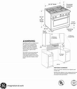 Ge Monogram Range Zdp364ndpss User Guide