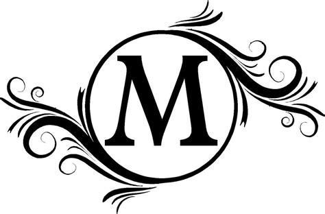letter  monogram clipart  clipart station