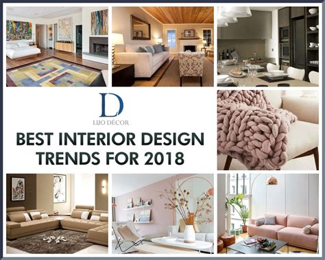 Home Decor 2018 Malaysia : Home Interior Design Trends 2018