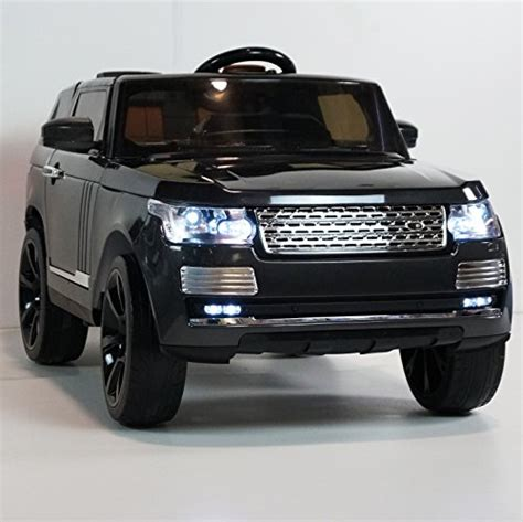 range rover supercharged style sc ride  toy car