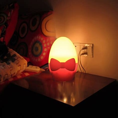 sleepy baby night light new golden eggs rabbit 3 led night light baby room sleep