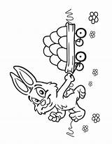 Coloring Pages Wagon Easter Bunny Eggs Printable Chuck Covered Bunnies Wheel Print Real Clip Train Drawing Getdrawings Printables Getcolorings Cards sketch template