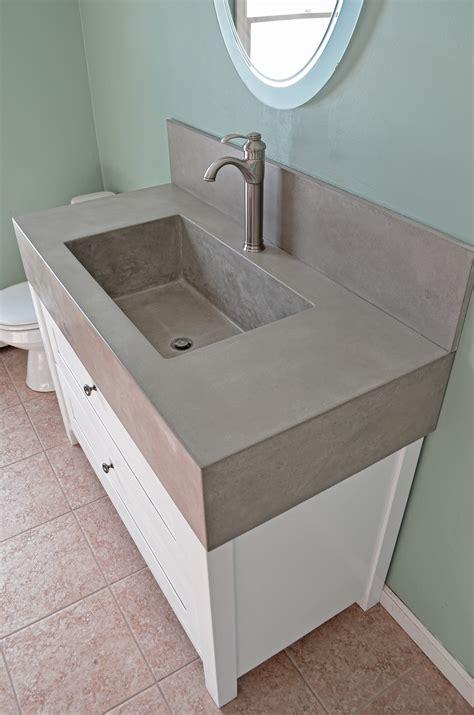 100 concrete sink bathroom concrete countertops new