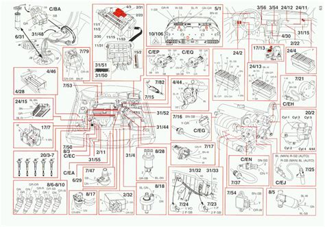 S80 Wiring Diagram S80 2001 Volvo Fan by 1995 850 T Cooked Ecu Page 2