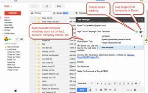 introduction yathit inboxcrm sugarcrm for gmail With sugarcrm email templates