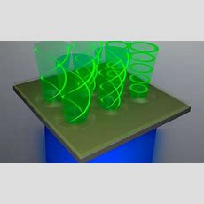 Organic Vortex Lasers Could Be Used In Future 3d Displays