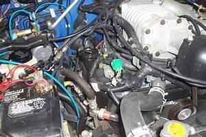 2002 Nissan Frontier Knock Sensor