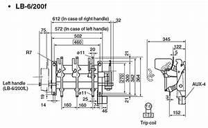 Air Load Break Switches  Lbs Lb Rf Series
