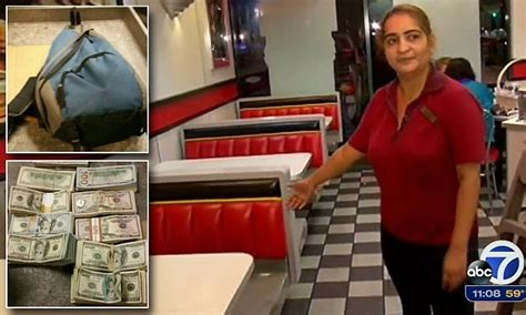 california burger king employee finds  cash