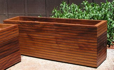 large planter box planters marvellous rectangular planters rectangular