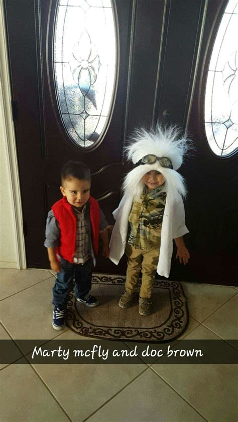 doc brown costume best 25 marty mcfly costume ideas on marty