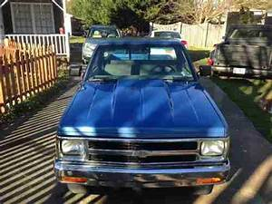 Find Used 1991 Chevrolet S10 V8 5 3 Ls Engine Th400