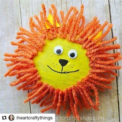 lion crafts ideas  preschool preschool  kindergarten