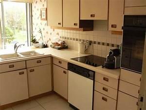 Relooker Meuble Cuisine : peinture pour relooker meuble cuisine se renov ~ Mglfilm.com Idées de Décoration