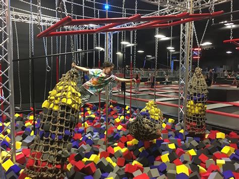 indoor trampoline parks  seattle
