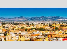 Nicosia – city of Cyprus divided by a wall