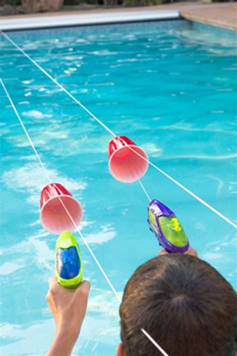53+ Fun Swimming Pool Games For Families And Kids  Update New