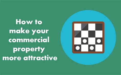 How To Make Your Cv More Attractive by How To Make Your Commercial Property More Attractive Mafadi